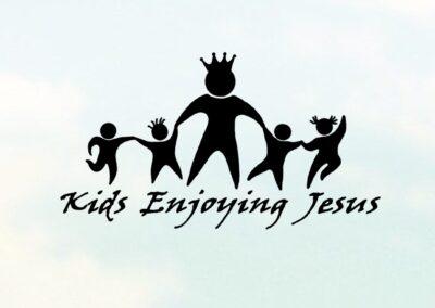 Kids Enjoying Jesus YouTube Channel