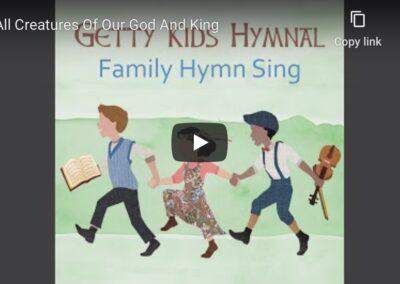 Getty Kids Hymnal Album